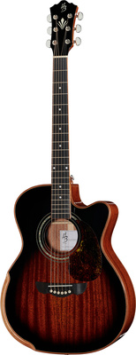 Harley Benton CLC-650SM-CE VS Solid Wood