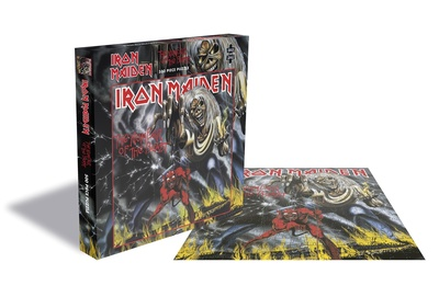 Plastic Head Jigsaw Puzzle Iron Maiden