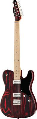 Harley Benton TE-90FLT Red Blast