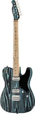 Harley Benton TE-90FLT Blue Blast