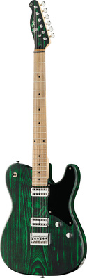 Harley Benton TE-90FLT Green Blast