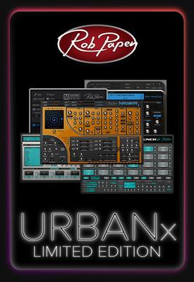 Rob Papen Urban-X Bundle Upgrade