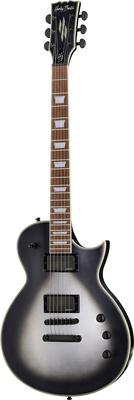 Harley Benton SC-Custom II Silver Bu B-Stock
