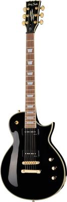 Harley Benton SC-Custom II P90 Black