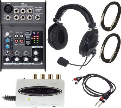 the t.mix mix 502 Bundle