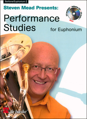 De Haske Steven Mead Performance Studie