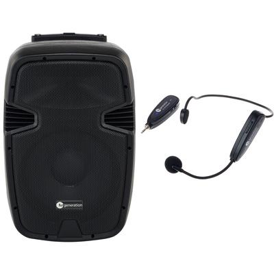 Fun Generation BP 112 A Headset Bundle