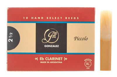Gonzalez RC Eb Clarinet 2.5