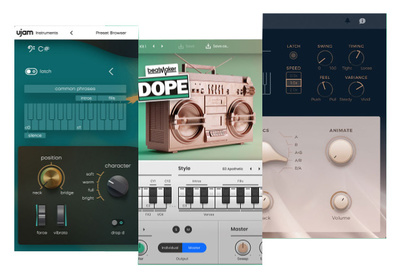 ujam Chillhop Bundle