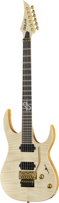 Solar Guitars SB1.6FRFM Flame Natural