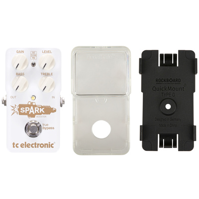 tc electronic Spark Booster Bundle PS G RB