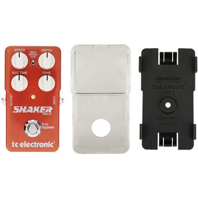 tc electronic Shaker Vibrato Bundle PS G RB