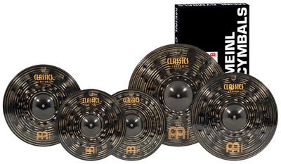 Meinl Classics Custom Dark Promo Set