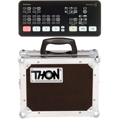 Blackmagic Design ATEM Mini Thon Bundle