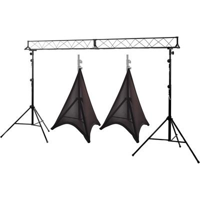 Stageworx LB-3 Lighting Stand Bundle BK