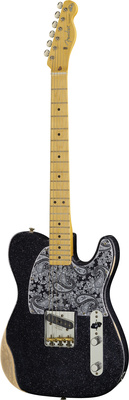 Fender Brad Paisley Esquire Road Worn