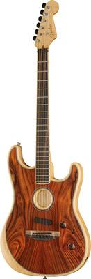Fender AM Acoustasonic Strat Cocobolo