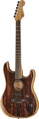Fender AM Acoustasonic Strat Ziricote
