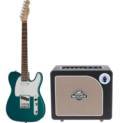 Fender Squier Affinity Tele Gr Bundle