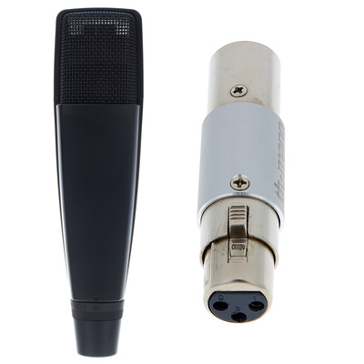 Sennheiser MD421-II FetAmp Bundle