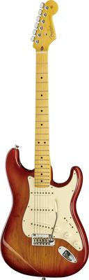 Fender AM Pro II Strat MN SSB