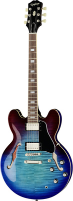 Epiphone ES-335 Figured Blueberry Burst