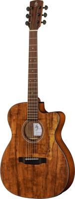 Harley Benton CLA-15CE Koa Exotic
