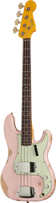 Fender 1960 P-Bass Heavy Relic SP
