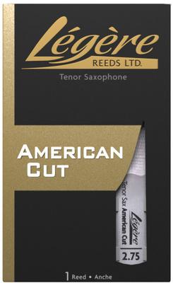 Legere American Cut Tenor Sax 2.75