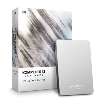 Native Instruments Komplete 13 Ult. CE Update 12