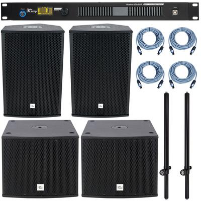 the box pro Achat 110/112 Quadro Set