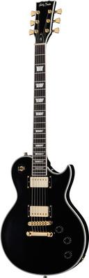 Harley Benton SC-DLX Gotoh Black