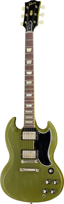Gibson SG ´61 Standard Olive Drab VOS