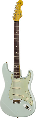 Fender 61 Strat Hardtail FASB Relic