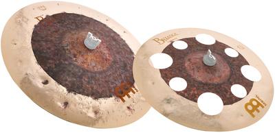 Meinl Byzance Dual Crash Cymbal Set