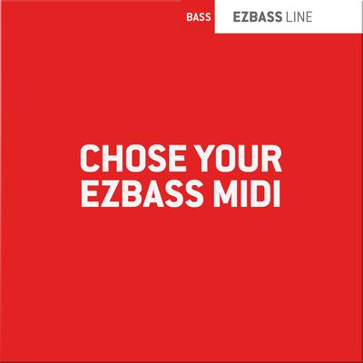 Toontrack EZbass Midi Pack