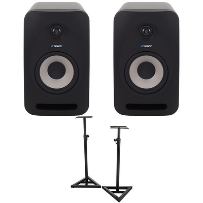Tannoy Reveal 502 Stand Bundle