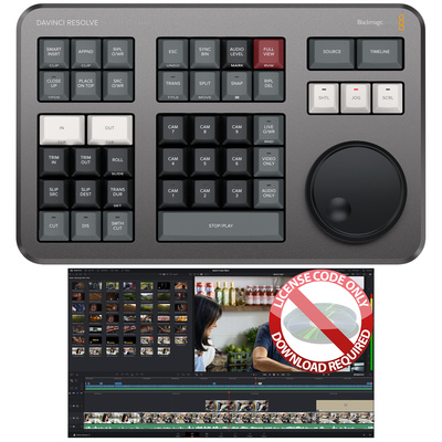 Blackmagic Design DaVinci Resolve Activ. Bundle