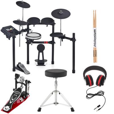 Yamaha DTX6K-X E-Drum Bundle