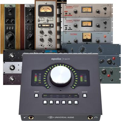 Universal Audio Apollo Twin MKII Duo H B-Stock
