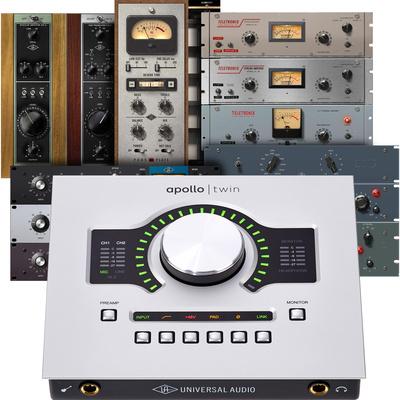 Universal Audio Apollo Twin USB Duo He B-Stock