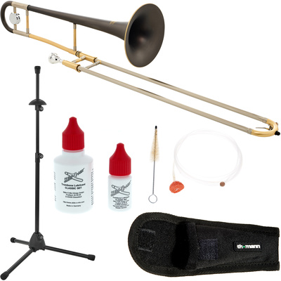 Thomann Blacky Trombone Starter Set