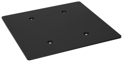 Decotruss Quad Base Plate 300 BK