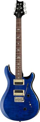 PRS SE Custom 24 Blue Matteo