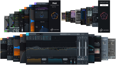 iZotope Everything Bdl CG MPS4/RX8 Adv