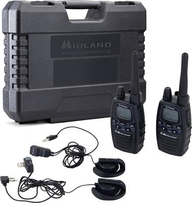 Midland G7 Pro Case Set 2 MKII