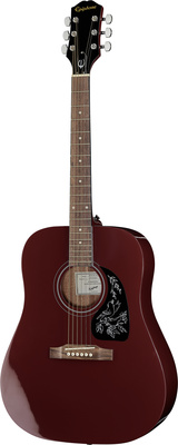 Epiphone Starling Wine Red