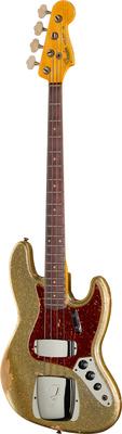 Fender 64 J-Bass Heavy Relic GLSP