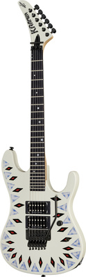 Kramer Guitars Nightswan Aztec Marble Graphic