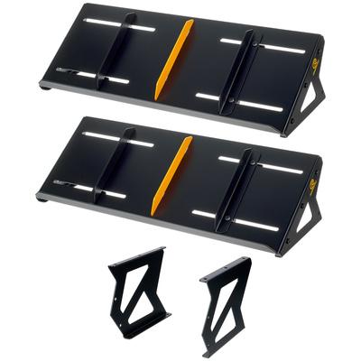 Roadworx Synthesizer Stand Bundle